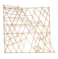 Stick Navigation Chart Marshall Islands Before 1950