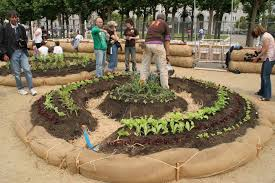 Small Picture Garden Design Garden Design with Building a Keyhole Garden Yard