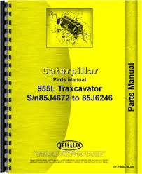 caterpillar 931 traxcavator parts manual products caterpillar 955l traxcavator parts manual