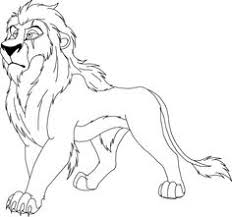 Small Picture Simba Sit Lion King Coloring Pages Pinterest