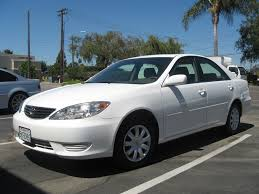 2005 Toyota Camry LE White on Tan - Auto Consignment San Diego
