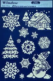 53 Weihnachtliche Winterliche Fensterbilder Weihnachtsdeko