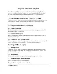 Research Document Template Project Risk Management Research Topics Essay Proposal Template