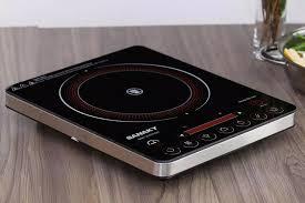 Bếp hồng ngoại Sanaky SNK-2103HGN( HÀNG TRƯNG BÀY). Công suất mạnh mẽ 2000  W nấu ăn nhanh chóng tiết kiệm điện. 6 chế độ nấu ăn tự động: Nướng  chiên/xào đun nước