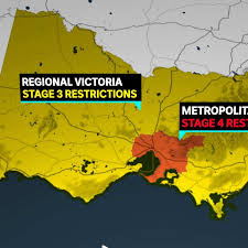 Already the police are meeting. Melbourne Placed Under Stage 4 Coronavirus Lockdown Stage 3 For Rest Of Victoria As State Of Disaster Declared Abc News