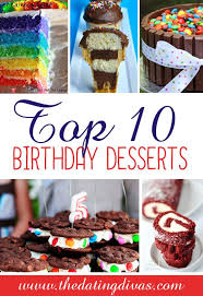 Birthday Week Desserts Birthday Ideas Birthday Desserts Easy