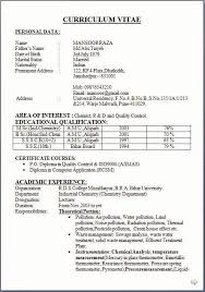 Resume Models Magnificent Resume Templates 48 Resume Templates And Cover Letters Learn