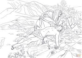 Small Picture Good Samaritan coloring page Free Printable Coloring Pages