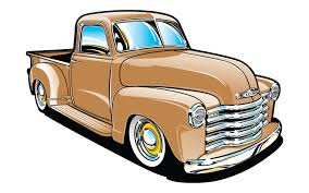 19 Old chevy truck clipart free library HUGE FREEBIE! Download for ...
