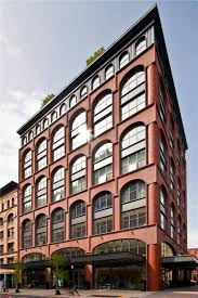 Two Spectacular Lofts In Tribeca - Warehouse loft apartment exterior