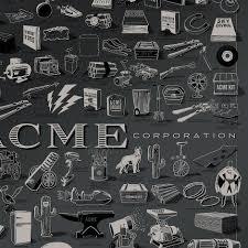 acme corporation logo. the acme corporation \u0027iron anvil\u0027 variant acme logo