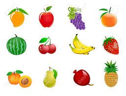 pictures of different fruit. Fine Different Banque Du0027images  Une Illustration Des Icnes De Diffrents Fruits Colors Throughout Pictures Of Different Fruit