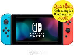 Máy Switch Màu Neon Red Blue-V2-Mới-noBOX – xGAMESHOP-Retail Store Games