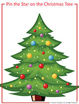 Christmas Tree In Chart Paper Christmas Party Game Familyeducation