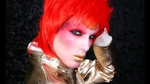 david bowie ziggy stardust makeup tutorial