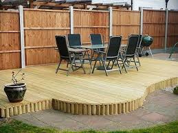 Small Picture Decorating A Small Deck Ideas How To Build A Floating Deck With