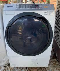 Máy Giặt Nội Địa Nhật Panasonic Na-Vx3300 Đời 2013 Giặt 9Kg Sấy 6Kg Cực  #truất