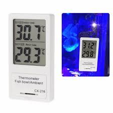 Aquarium sunsun <b>Digital LCD Waterproof</b> Fish <b>Temperature</b> ...