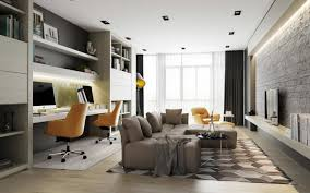 living room office combination. Medium Size Of Living Room:home Office Decor Ideas Formal Room Combo Small Combination