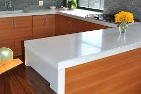decoration picture thick white concrete countertops cost