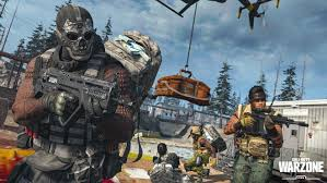 Call of Duty: Warzone' takes on 'Fortnite' and battle royale genre