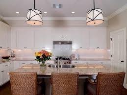 Transitional Kitchen Transitional Open White Kitchen Kerrie Kelly Hgtv