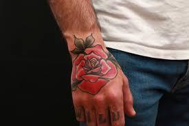 49 карточек в коллекции татуировки с розами в стиле олдскул