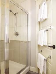 Bathroom  Bathroom Towel Decor Ideas Bathroom Towel Rack Ideas - Bathroom towel bar height