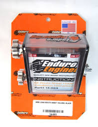 Details About Enduro Engineering Side Load Route Sheet Roll Chart Holder Adventure Trail