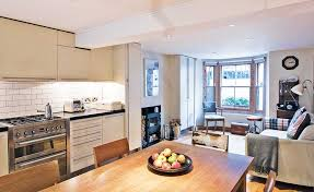 Interior Design Ideas For Kitchen And Living Room Kitchen Living Kitchen And Living Room Open Plan