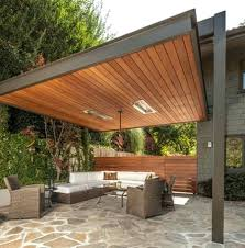mid century modern covered patio preway fireplace mid century modern within surprising mid century modern outdoor