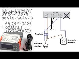 cableado termostato stc 1000 stc 1000 wiring cableado termostato stc 1000 stc 1000 wiring