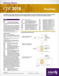 Cpt 2018 Express Reference Card Dermatology Ebook By American Medical Association Rakuten Kobo