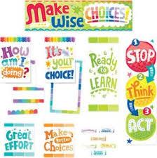 Behavior Clip Chart Creative Teaching Press Behavior Clip Chart Mini Bulletin Board Price In Dubai Uae Compare Prices