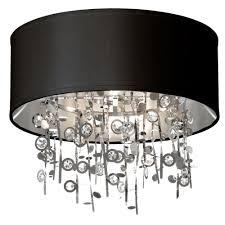 modern home design crystal semi flush ceiling lights modern interior design