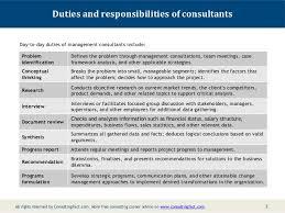 Duties Of A Marketing Consultant Duties Of A Marketing Consultant Under Fontanacountryinn Com