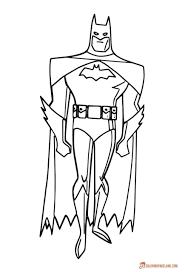 full length batman template