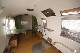 Airstream Interior Design Interesting Design Inspiration