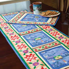 Friday Free Quilt Patterns: Home for the Holidays Table Runner ... & Home for the Holidays 600px Friday Free Quilt Patterns: Home for the  Holidays Table Runner Adamdwight.com