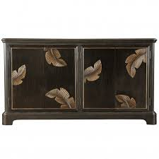 modern painted furniture. Accentrics Home Modern Textured And Distressed Chocolate Four Door Credenza Painted Furniture