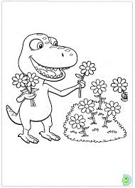 Small Picture Dinosaur Train Colouring Pages Page Dinosaur Train Coloring Pages