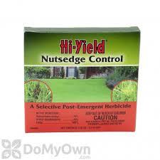 Nutsedge Herbicides Hi Yield Nutsedge Control