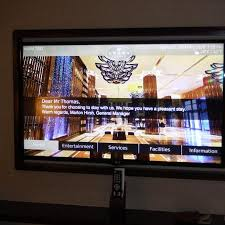wall mounted flat screen tv picture