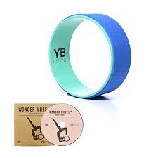 Yogabody Jumbo Yoga Wheel The Wonder Wheel Dvd And Pdf