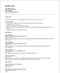 Sample Sports Resume Sports Cv Template Examples Magdalene Project Org