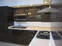 Kitchen Cabinets Modern Design And Design Outdoor Kitchen With An  Attractive Method Of Ornaments Arrangement In Your Captivating Kitchen 17