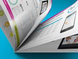 Health Leaders Media Kit - Uriah Design