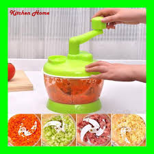 2018 vegetable chopper cutters multifunctional meat grinder food