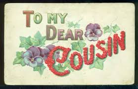 write a letter to your cousin asking him to spend some of his  my dear cousin furniture