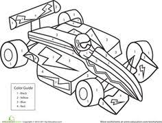 0c9c8578ff274727e932543fb93f6fc3 race car coloring page for the younger siblings during pinewood on pinewood derby certificates printable